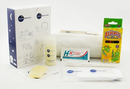 Kit Infantil Clínica Bazterica